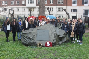 Conscientious Objectors Monument in London
