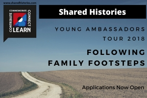Following Family Footsteps _ Young Ambassadors Tour 2018