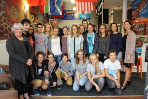 SharedHistories project leads to towns twinning