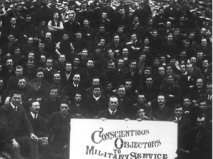 Anti-Conscription During WW1